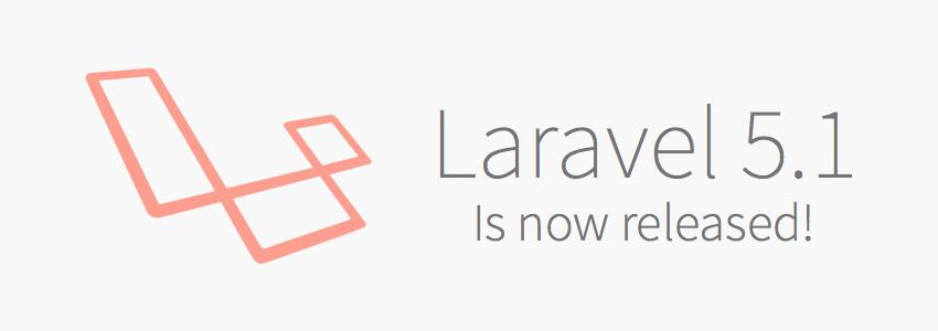 laravel-5.1-released